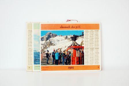 Almanach des P.T.T.