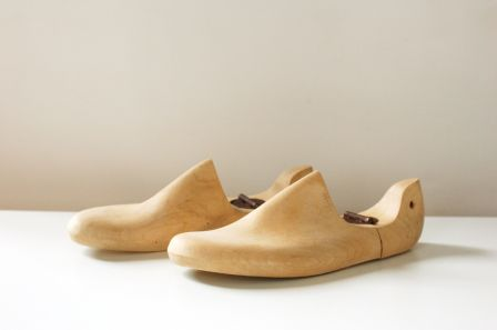 Anciennes formes à chaussure
